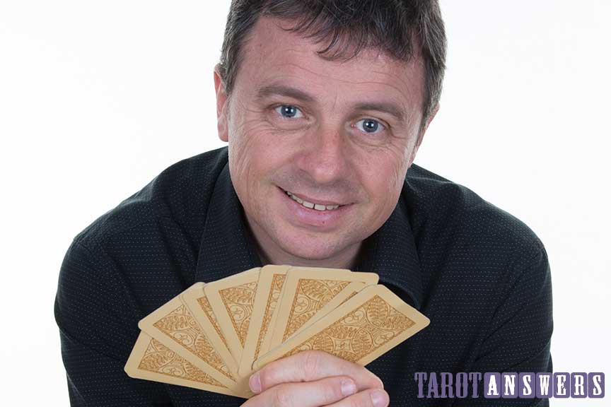 Tarot Answers - Live Professional Tarot Card Readings Online