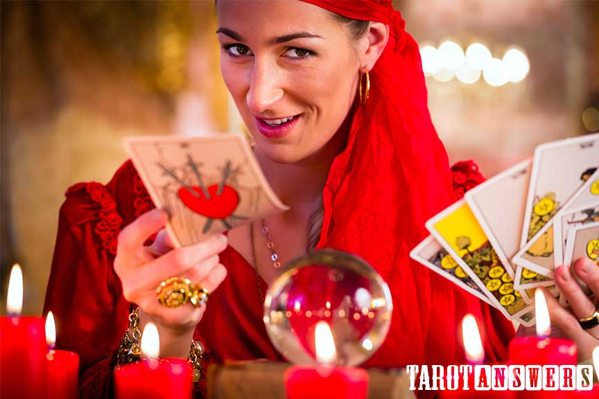 Tarot Answers - Professional Tarot Love Reading Live Online